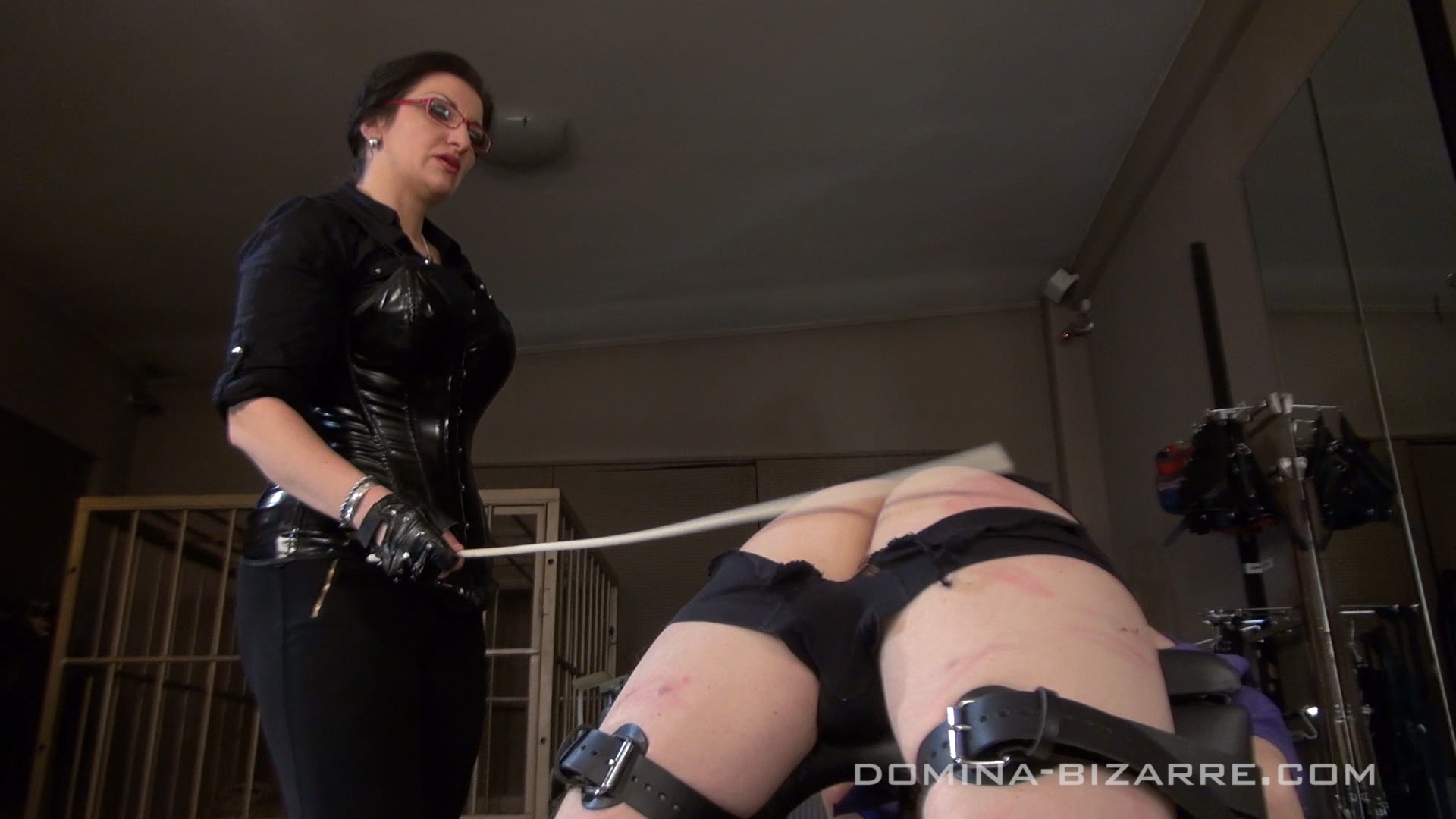 black mistress caning