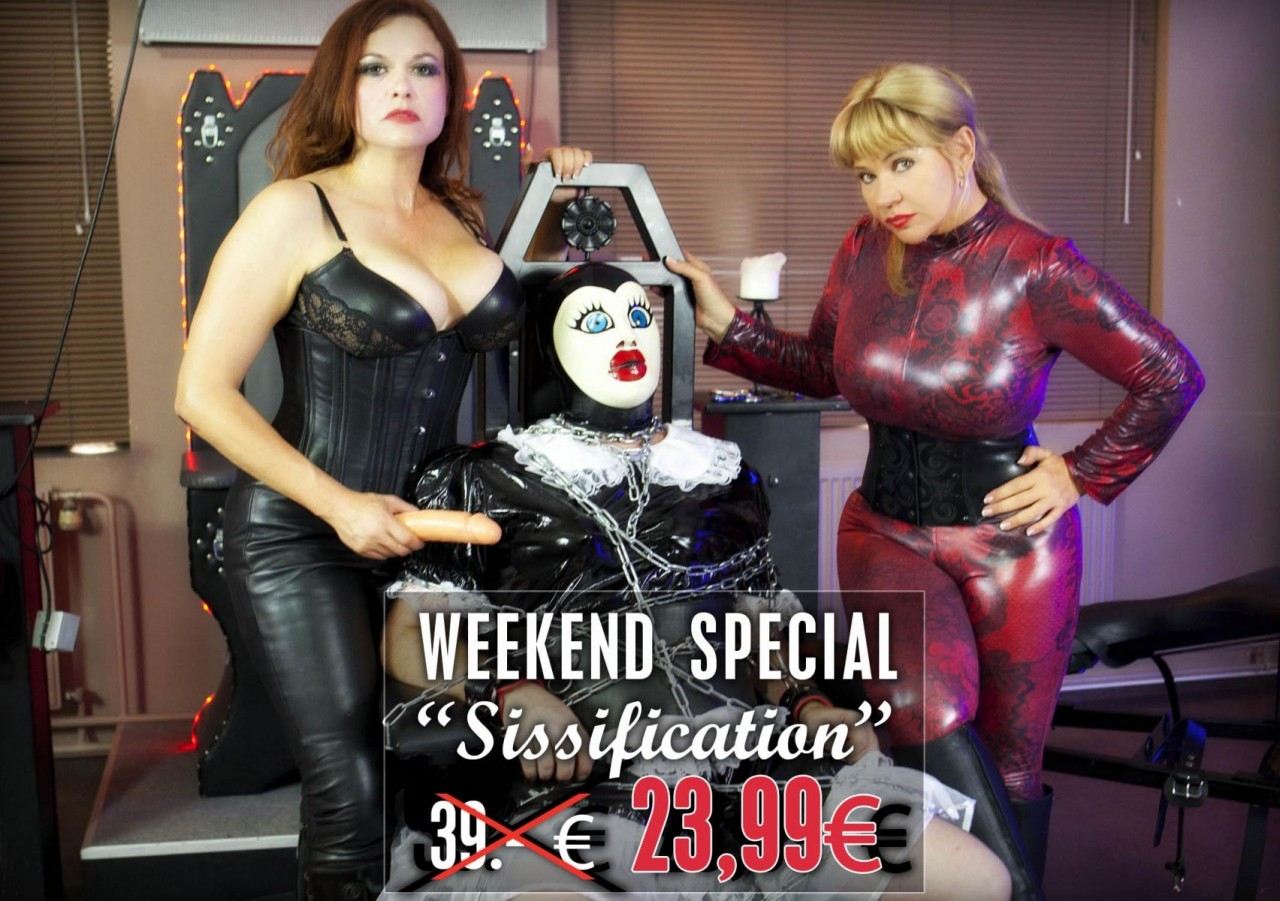 Sissy Weekend Sale!
